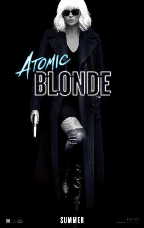 #MovieMatters: Atomic Blonde  - a movie not to be missed! #Preview #Trailer #Film