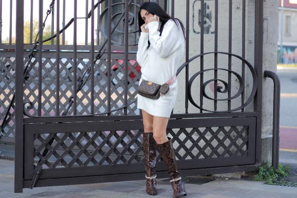 shein gal, onemillionsheinbucks, maxipull, maxipull maglia, blackfriday, vestito bianco, shein, maglione, paola buonacara, themorasmoothie, influenceritalia, influencer italiana, verona, fashion blogger verona, verona fashion