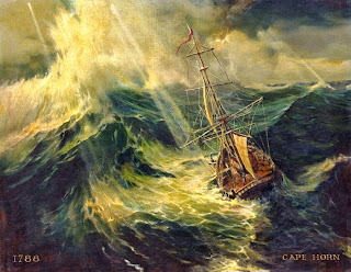 Storms of Cape Horn