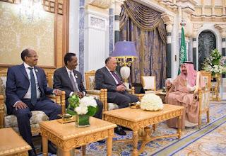 كيان جديد يولد في الرياض للدول الواقعة على شاطئ البحر الأحمر وخليج عدن