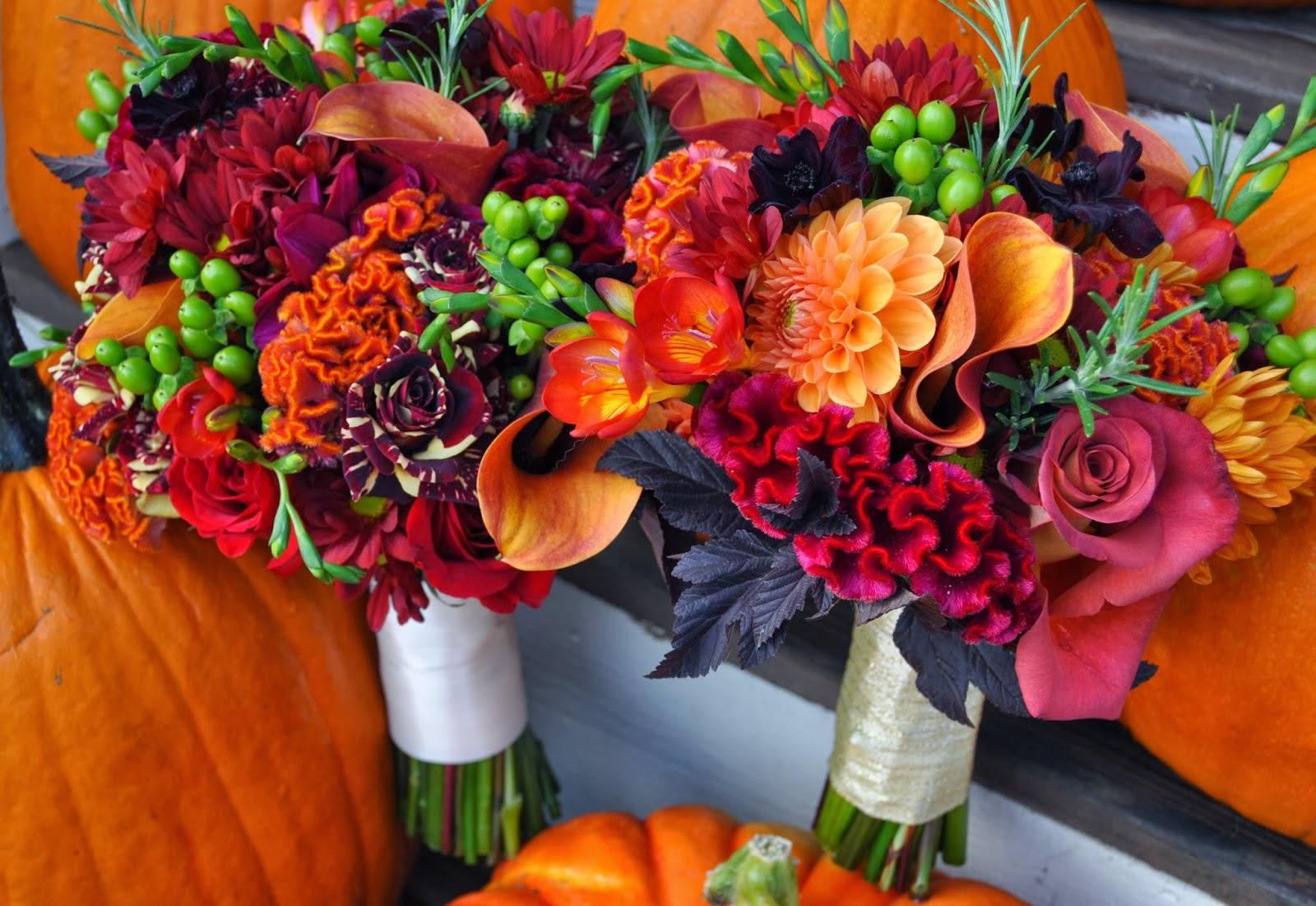 wedding themes 4 seasonal weddings fall flowers for weddings Wedding Themes 4 Seasonal Weddings