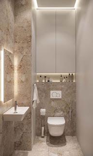 صور ديكور حمامات راقي جديد