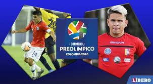 VINOTINTO: Venezuela debuta ante Chile en preolimpico Sub 23