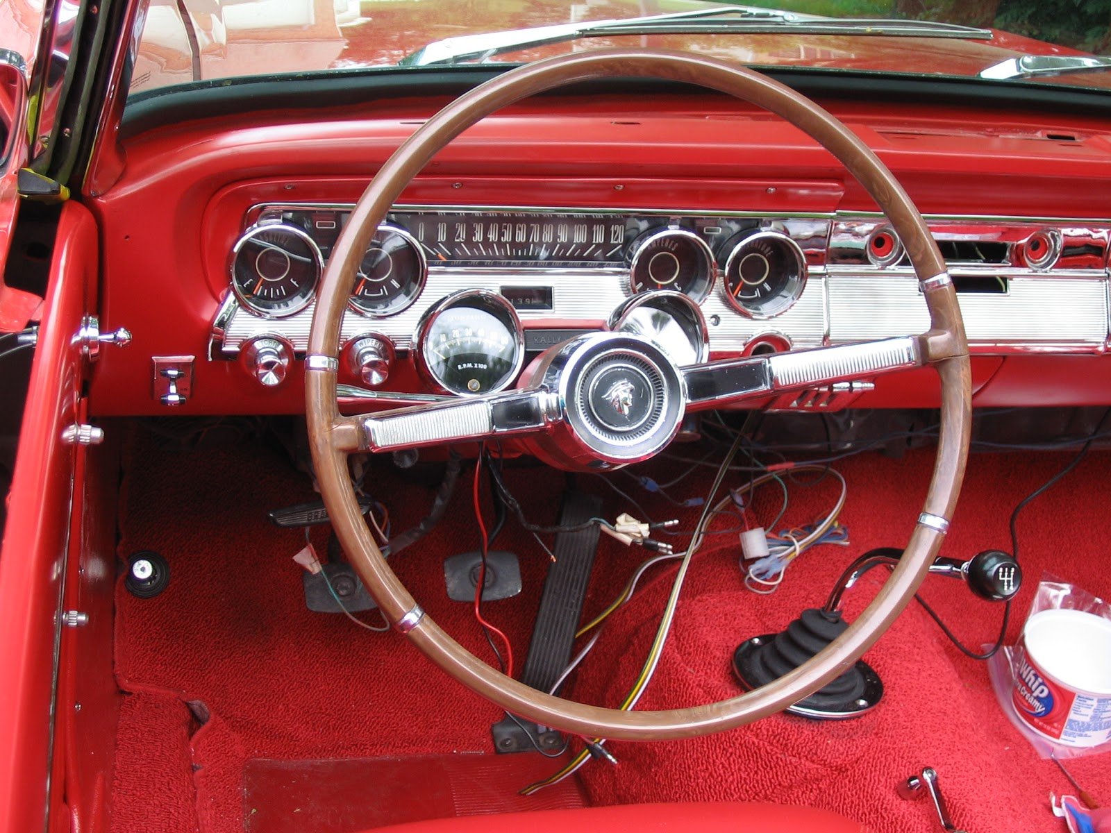 64 Comet Interior – Wonderful Image Gallery