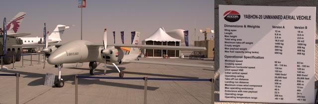 uav - drone Yabhon Flash-20