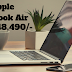 Apple MacBook Air available in India only for Rs 48,490