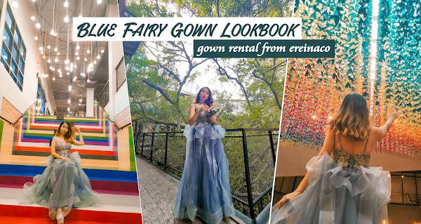 [Lookbook + Review] Beautiful Gown Rental from Ereinaco #Sharonootd