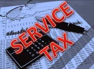 Service Tax, Service Tax Rate, Tax rate of Service, Rate of Service Tax