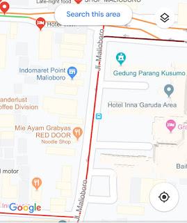 Fitur – Fitur Google Maps Yang Wajib Kamu Ketahui