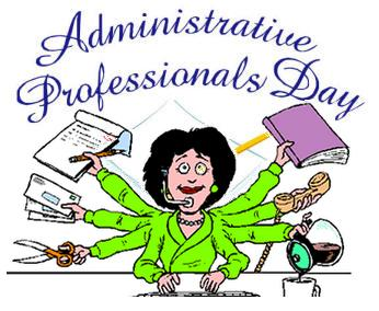Keeping it Simple (KISBYTO): Administrative Professionals Day
