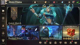 Mobile Arena, Game Moba Android Dari Garena
