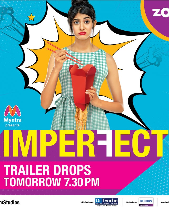 Imperfect 2018 S1 Hindi All Epidode Complete HDRip x264 700MB