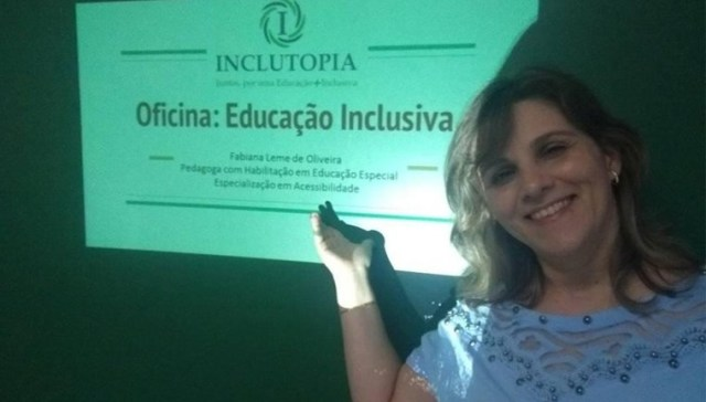 Educadora cria site para diminuir a falta de informação sobre educação inclusiva: tem até curso via whatsapp