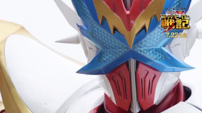 Superhero Senki Trailer Previews Movie Theme Song