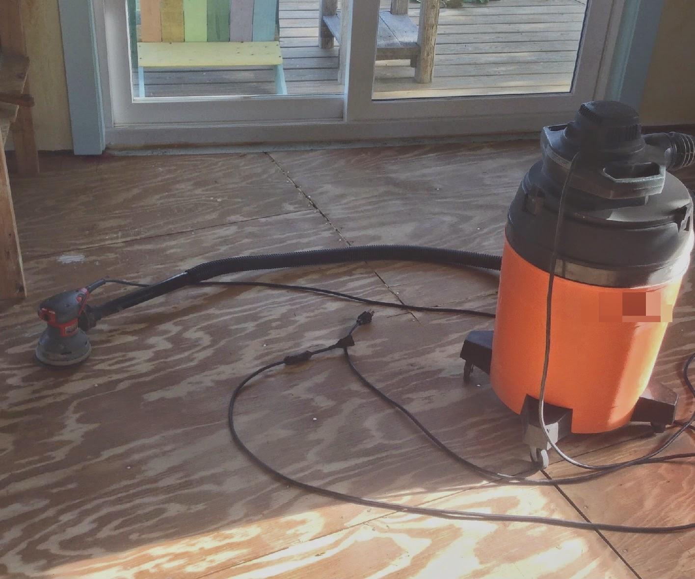 Shop Vac Hack - adding water filtration | Build and Rebuild, Island