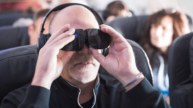Rasakan Pengalaman Virtual Reality di Pesawat British Airways