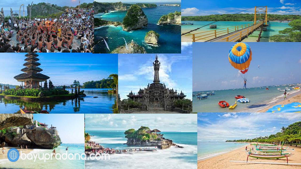 Objek Wisata di Bali Yang Paling Favorit