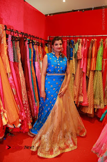 Bollywood Actress Sana Khan Launches Aakrithi Exibition  0203.JPG