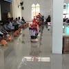 Kanit Binmas Polsek Marbo Imbau Masyarakat Jaga Kamtibmas Dan Protokol Kesehatan
