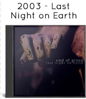 2003 - Last Night on Earth
