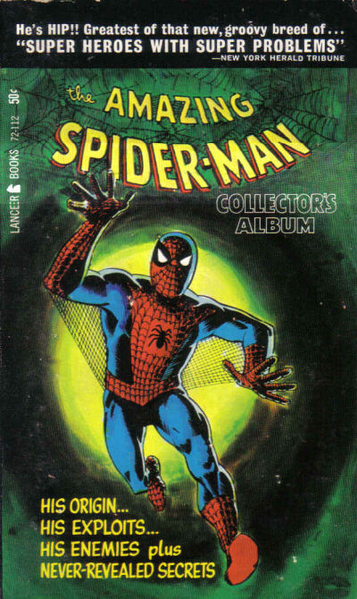 THE AMAZING SPIDER-MAN COLLECTOR'S ALBUM!