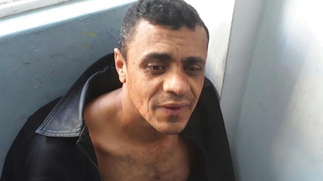 Adélio Bispo de Oliveira autor do atentado a faca em Jair Bolsonaro (Imagem: Reprodução/Internet)