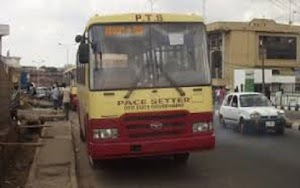 Angry Mob Beats A Careless Ibadan Mass Transit Driver To Stupor After He Hit A Secondary School Student To  Death