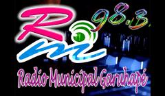 FM Municipal Garuhapé 98.3