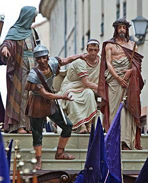 El Vía Crucis del próximo febrero  en Zamora colocará 16 pasos entre la Catedral y la Plaza Mayor