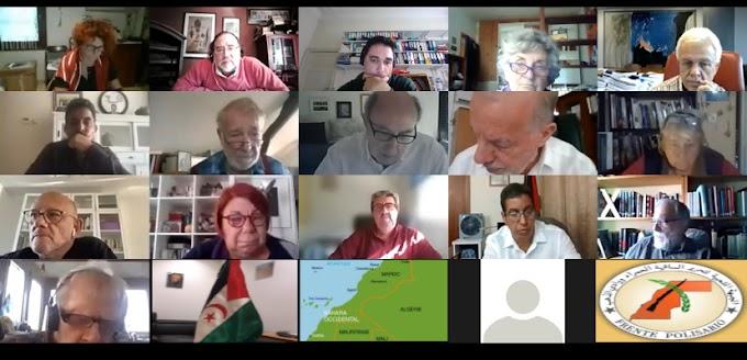 حركة التضامن الأوروبية : تأكيد على جاهزية تنفيذ برنامج العمل التضامني ومرافقة الشعب الصحراوي في كفاحه العادل.
