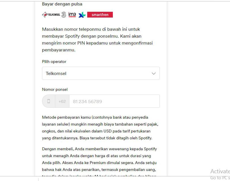 Cara Mengaktifkan Paket Fitur Spotify Premium Kaca Teknologi