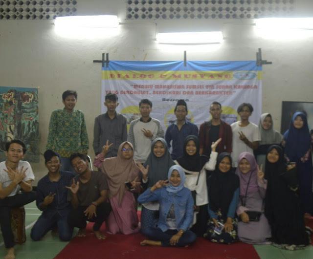 IKBM Sumsel UIN Yogyakarta Gelar Dialog