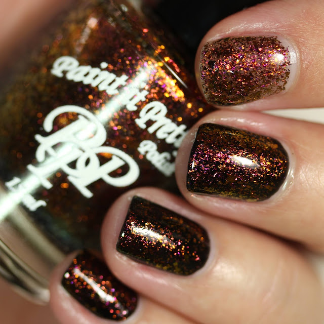 Paint It Pretty Polish Top Me Up swatch