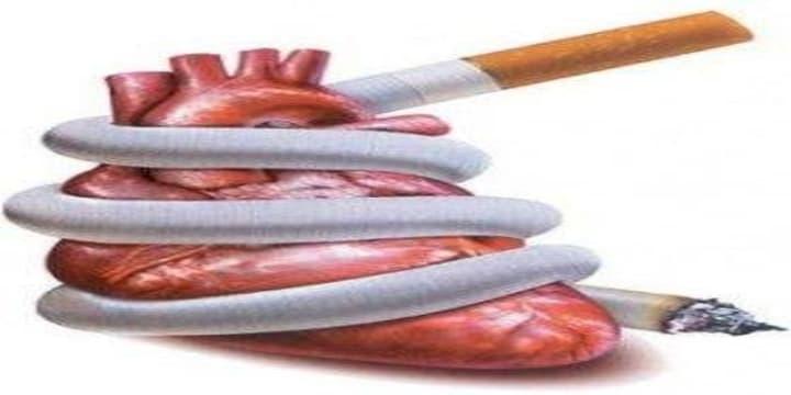اضرار التدخين علي صحة القلب