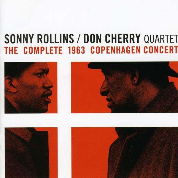 Sonny Rollins, The Complete 1963 Copenhagen Concert