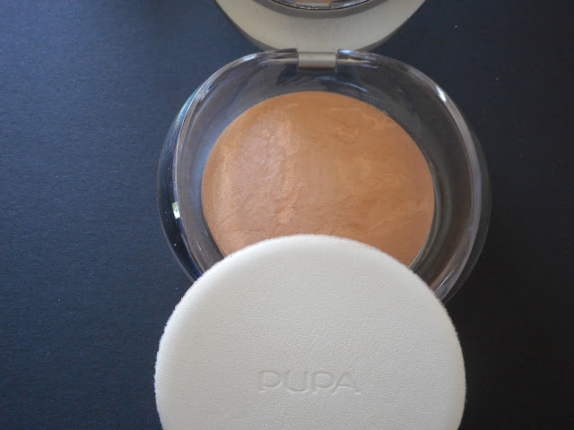 Pupa Luminys Silky Baked Face Powder