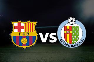 اون لاين مشاهدة مباراه خيتافي و برشلونة 28-9-2019 بث مباشر في الدوري الاسباني اليوم بدون تقطيع