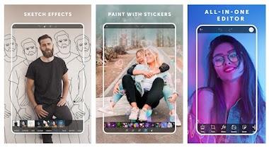 Conheça 3 aplicativos gratuitos para edição de fotos com efeitos incríveis e profissionais