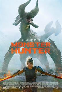 Monster Hunter[2020][NTSC/DVDR] Ingles, Español Latino