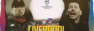 UCL 16 Besar: Liverpool FC vs Atletico Madrid