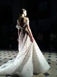Défilié haute couture 2018