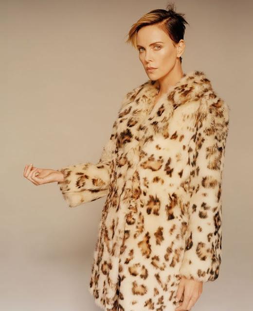 Hollywood Actress Charlize Theron Photos