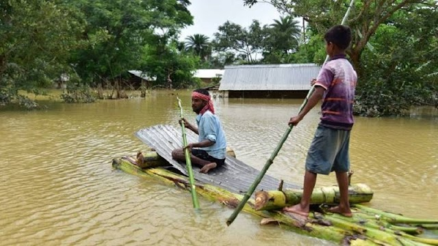ASSAM AND BIHAR FLOOD 2020 || Big Breaking News of Assam Flood & Ground Report 2020