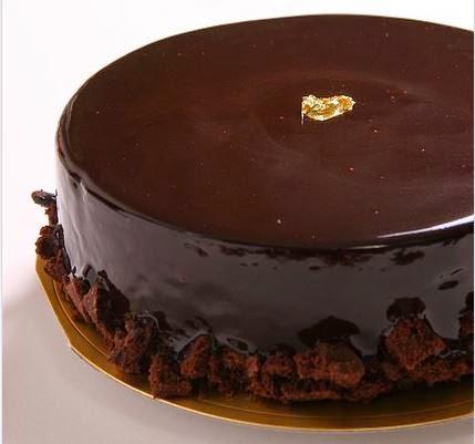 Bolo de Chocolate Receita