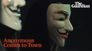 Documental Anonymous viene a la ciudad Online