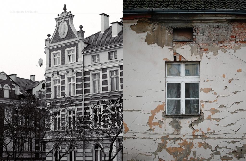 Olsztyńskie kamienice, ul. Mickiewicza i Marii Skłodowskiej-Curie