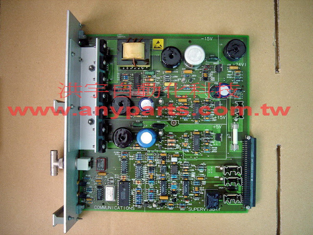 FISHER ROSEMOUNT CP6701X1-FA6 32B7743X052 POWER CONVERTER CARD