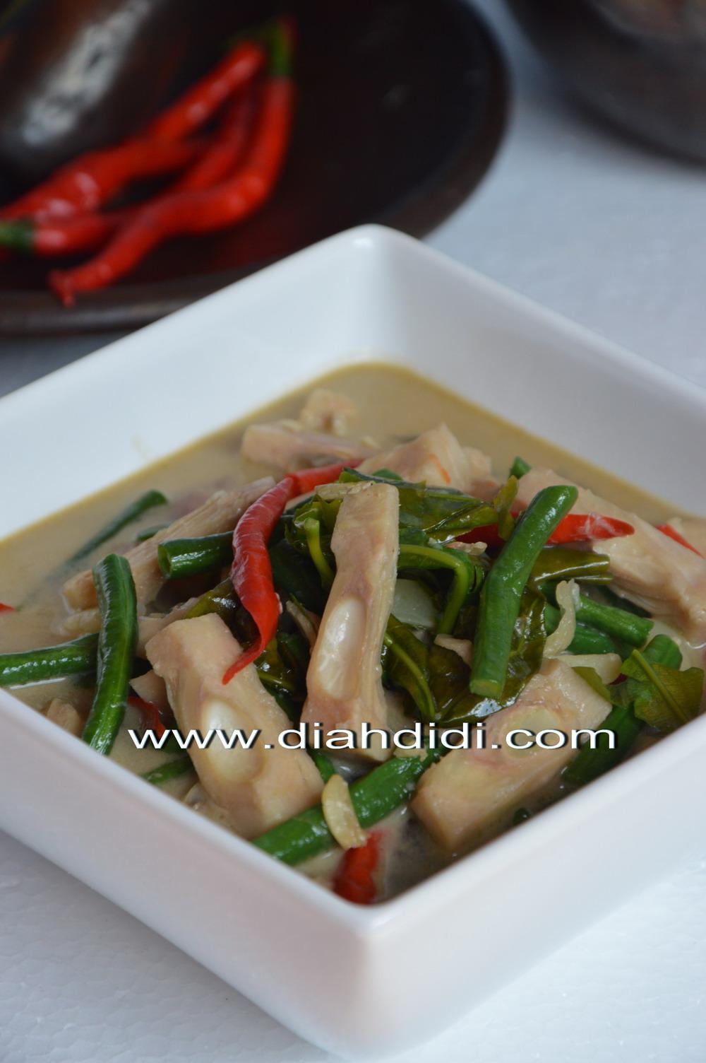 Resep Lodeh Tewel : resep, lodeh, tewel, Didi's, Kitchen:, *Jangan, Tewel*..^_^