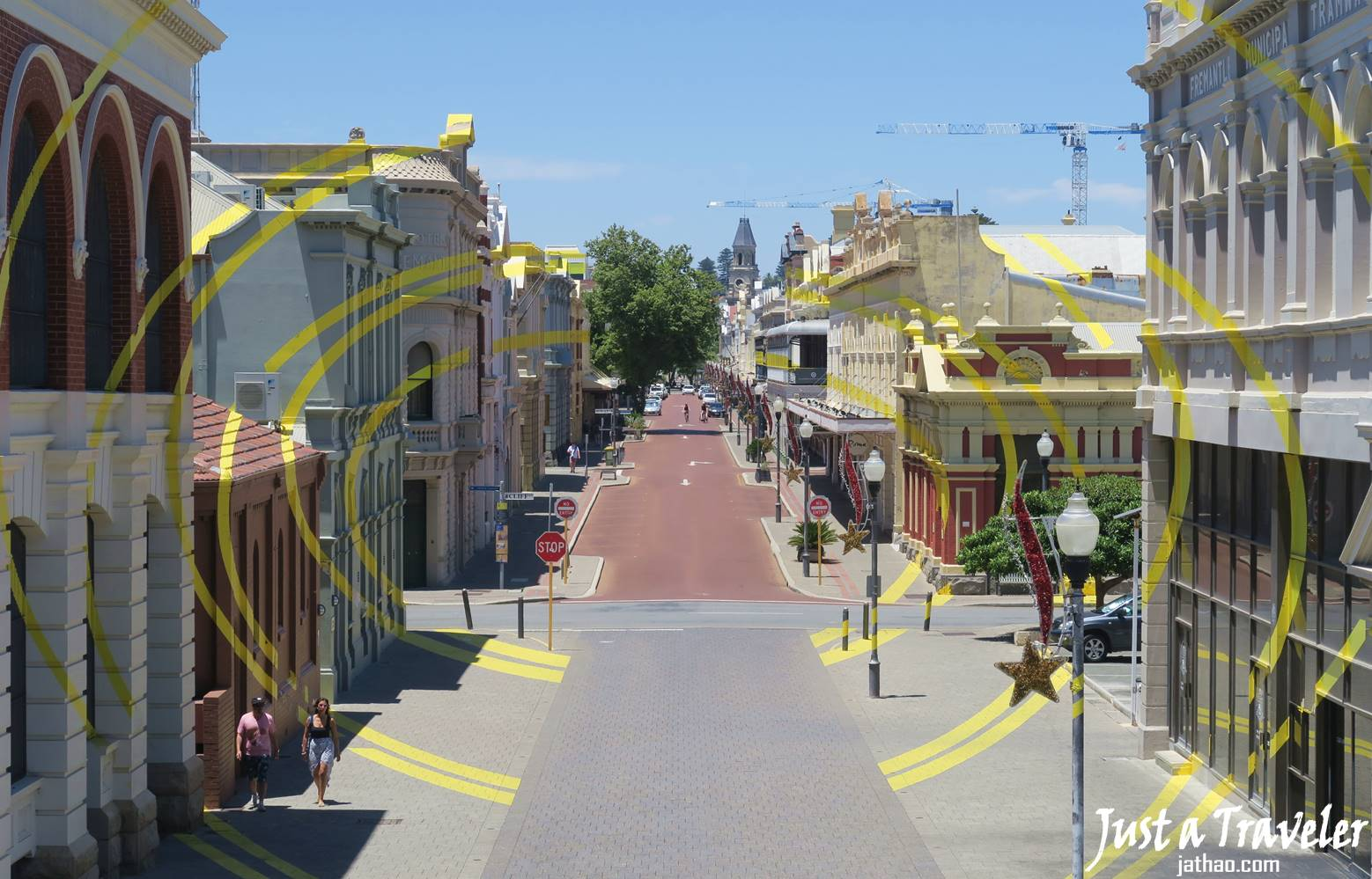 伯斯-推薦-景點-費里曼圖-Fremantle-圓屋-Round-House-自由行-交通-必去-必玩-美食-旅遊-行程-一日遊-遊記