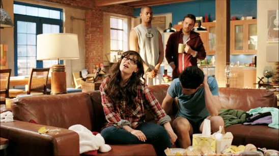 TheRandomnessOfMyQuirkyLife: New Girl Featuring Jess: A TV ...